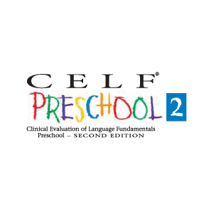 Clinical Evaluation of Language Fundamentals, Preschool-2 (CELF-Preschool 2) logo
