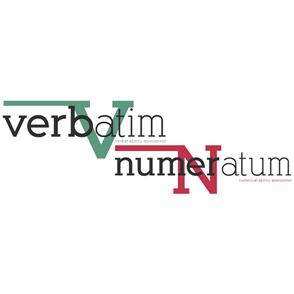 Verbatim & Numeratum (V&N) logo
